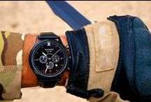 """The """"Defender"""" / One of three styles launched with our First Wave inaugural watch line"""