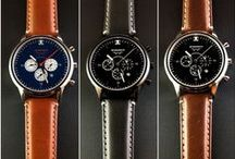 Watch Bands / Our current selection of available bands for your Wingman Watch
