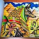 Fantasia Coloring Book - Nicholas F. Chandrawienata
