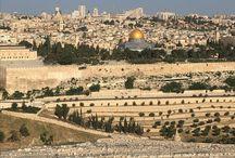 Izrael a Jeruzalém