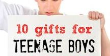 Gift Ideas for Teenage Boys