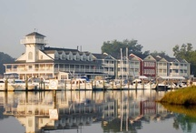 "The ""Hospitality"" of Smithfield & Isle of Wight, Virginia / Whether you're looking for an elegant B&B, or a beautiful waterfront setting, you'll find comfortable accommodations here."