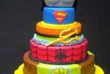 He ♡ birthday cakes