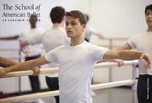 Summer Course Classroom / SAB's Summer Course provides approximately 200 students selected from a nationwide and international pool of applicants with the opportunity to train at SAB for five weeks starting in late June. The Summer Curriculum includes Ballet Technique, Variations, Adagio and Pointe, plus Character, Ballroom, Weight Training for Men and Pilates.  These photos take you inside the Summer Course classroom.  All images by Rosalie O'Connor.