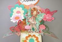 My Sugar Bowl DT Cards (Sugar Nellie Stamps) / Here are my DT cards made for Sugar Nellie - hope you like them. Why not visit them at http://www.sugarnellie.com/catalog/ if you're in the US or http://www.funkykits.co.uk/catalog/ if you live in the UK. (or europe)