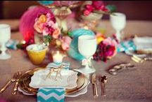 Tablescapes / Table Settings / a collection of beautiful table settings