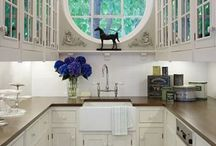 Kitchens / A collection of kitchen photographs for ideas and inspiration