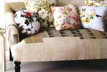 Chairs and sofas/Tuoleja ja sohvia