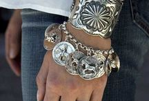 Necklaces Bracelets Rings and Watches