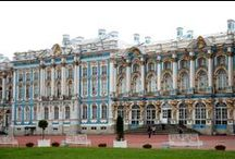 Russian Palaces / Interior and art