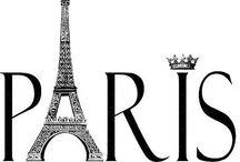 PARIS stuff ❤️ / Things I like about PARIS