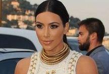 Kim Kardashian Style / by Similyaaa