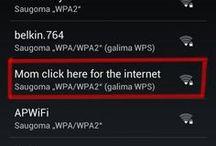 Wifi jokes