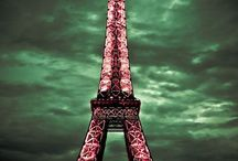 Paris in Style / A collection of ideas and inspiration for when traveling in Paris