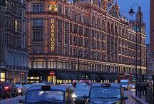 London in Style / A collection of ideas and inspiration for when traveling in London