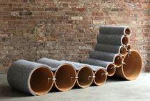 Furniture / Industrial woolfelt used in furniture