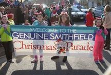 2014 Genuine Smithfield Christmas Parade / What a gorgeous morning for our annual Christmas Parade in Genuine Smithfield on Saturday, December 13! What a great way to celebrate the season. Congrats to all our winners and thank you to all who participated and volunteered!