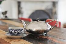 Pottery, tea cups etc <3