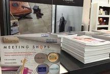 """Meeting Shop Jornada para profesionales en Azulejos Peña / Jornada para profesionales organizada por """"tureforma"""" en nuestro showrooms de la Avda. del Llano Castellano,13."""