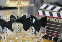 Academy Awards + Oscar Party Ideas / Ideas and Inspiration for hosting a fabulous Academy Awards Party!
