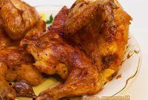 Main dishes chicken, duck, turkey/Основные блюда курица, индейка, утка / Main dishes cooking recipes from chicken, turkey, duck. /Рецепты приготовления  основных блюд из курицы, индейки, утки. Готовим на плите, в духовке, на гриле и не только. Вкусно, полезно и достаточно просто.