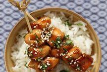 repas chinois