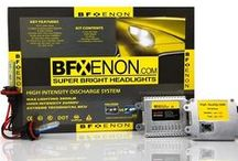 HID LeadLights Kits / Most Advantaged HID Headlight in the World the only ballast with brand new German Hylux chip technology driving superior performance compared to all other HID Systems.