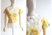 Willow Hilson Vintage Blouses / Vintage blouses