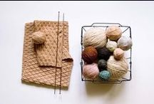crochet, knitting and other techniques about the wires