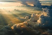 Entre nubes o niebla