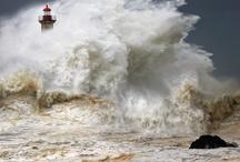 Tormentas, huracanes y rayos