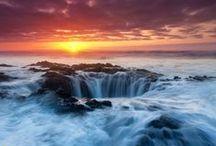 Cataratas, cascadas... agua que cae :)