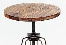 TABLES | Basic Collection / http://basiccollection.com/tables
