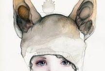 ART // Sketches & illustrations