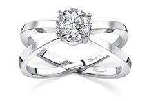 -Solitaire Rings-