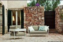 OUTDOOR SOFAS | Basic Collection / http://basiccollection.com/outdoor-furniture