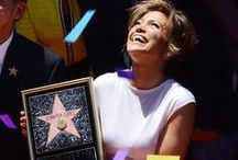 Walk of Fame / A continuous gallery of the celebrities inducted into the Walk of Fame.