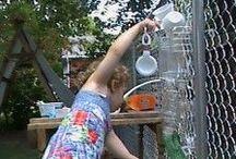Tuin; Techniek en wetenschap / Techniek, wetenschap, experiment
