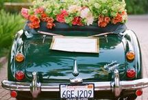 Wedding Transport / Gorgeous getaway vehicles for your wedding.