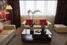Apartament Roda Stewarta / Nowoczesny design, muzyczna aranżacja i duża przestrzeń - oto atuty naszego apartamentu.