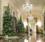 A White House Christmas / Christmas decorations at the White House.