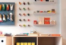 RETAIL SPACES / Inspiration from shops here, there and everywhere.