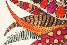 Doodle - Zentangle
