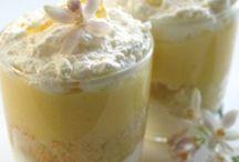 Pudding, Mousse, Trifles, etc.
