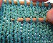 Knitting and Crochet / for the love of knitting, crochet and other yarn related crafts