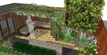 Modern Garden in Tiptree / A modern garden design for a new build property in Tiptree, Essex. Read all about it http://www.earthdesigns.co.uk/help-we-need-a-modern-garden-designer-in-tiptree-for-our-new-build/