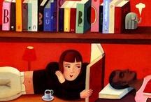 Een leven vol lezen
