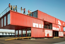 Container Houses & Buildings