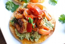 Mexican influenced food