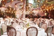 Wedding Decor / ♡ inspiration for soon-to-be newly weds ♡